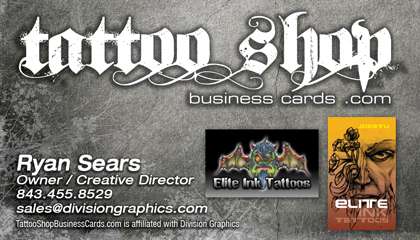 The benefits of business cards tattoo shop business cards advertisements colourmoves Gallery